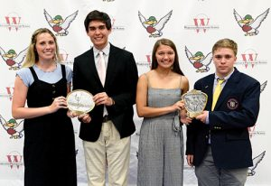 Clean Sweep for Worcester In ESIAC Awards