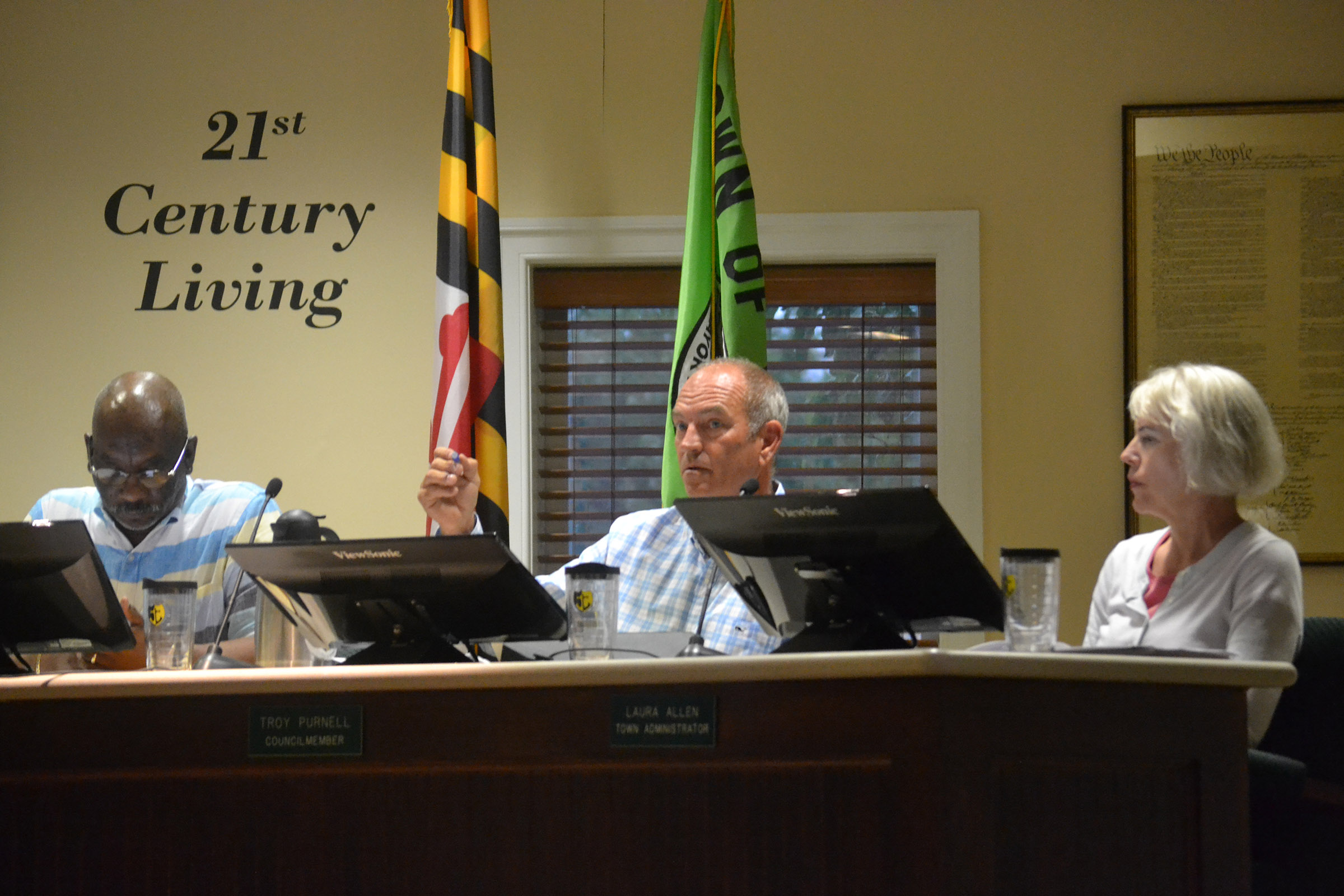 Berlin Council Approves Budget With Tax, Fee Increases In 4-1 Vote