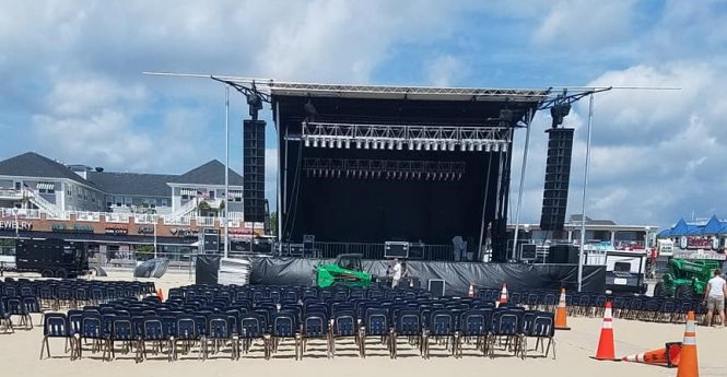 Inaugural Jellyfish Festival Kicks Off In Ocean City; Live Music, Sports Events Planned