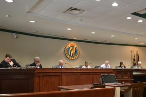 Commissioners Approve Property, Income Tax Increases