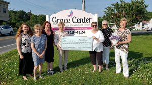 Grace Center For Maternal And Women's Health Named 2019 Recipient Of The Faith Filled Women's Conference Centerpiece Contest