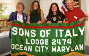 Sons & Daughters Of Italy Present Scholarships