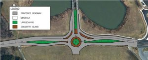 OP North Gate Roundabout Meeting Planned