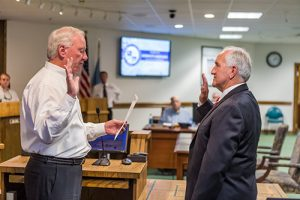 Ocean City Selects New Fire Chief; Four Internals Sought Post With Bowers Getting Nod