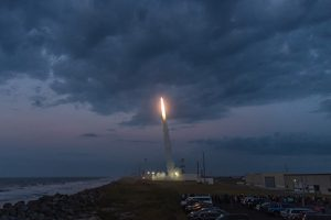 Rocket Launched From Wallops, Solar Farm In Works