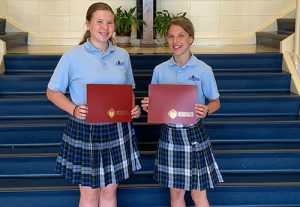 Most Blessed Sacrament Students Participate In Knights Of Columbus Memorial Day Essay Contest