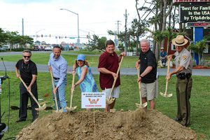West OC Bike-Pedestrian Path Project Officially Underway