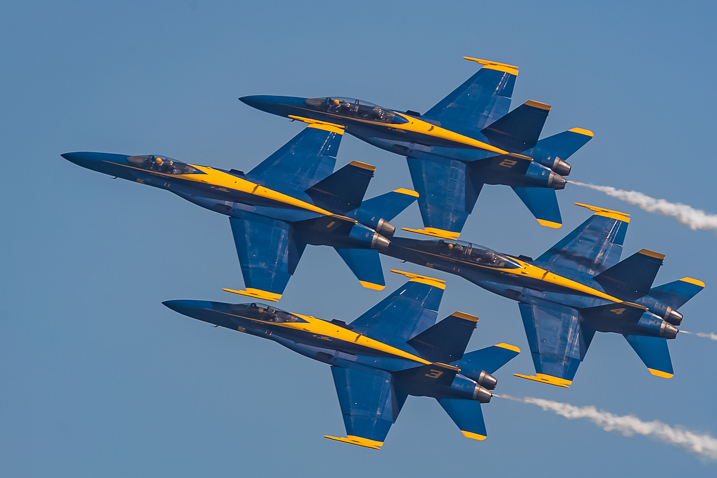OC Air Show Headlined By Blue Angels, Snowbirds
