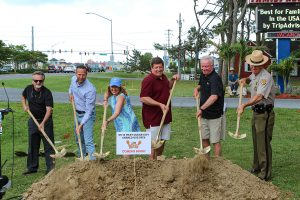 West OC Bike-Pedestrian Path Project Officially Underway