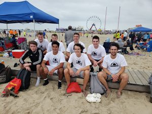 Giroud Sandstorm Under-23 Team Wins Ocean City Sand Duels Tournament