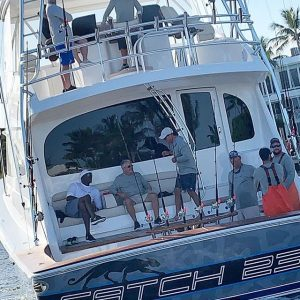 Jordan, Catch 23 Boat Booked For White Marlin Open