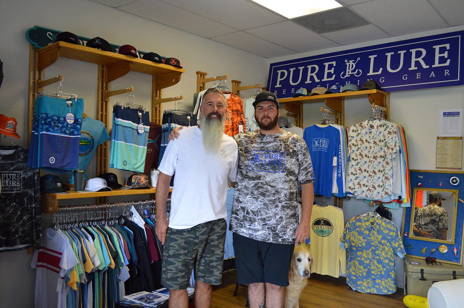 Hanley, Quiet Storm Partner To Launch Fishing Attire Brand