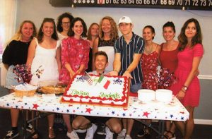 Ladies & Sons Of Italy Organization Hosts Special Dinner For 40 Students