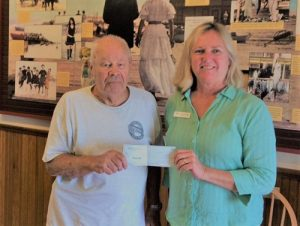 Quillin Foundation Donates $4,000 To OC Museum Society