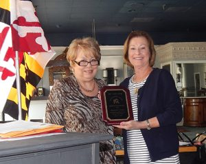 Worcester County Republican Central Committee Presents Aris T. Allen Award To The Republican Women Of Worcester County