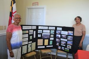Former Germantown School Celebrated At Luncheon