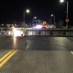 OC drawbridge repair