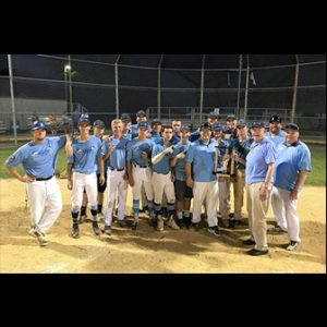 Ocean City Marlins Win American Legion South Eastern Shore District Championship