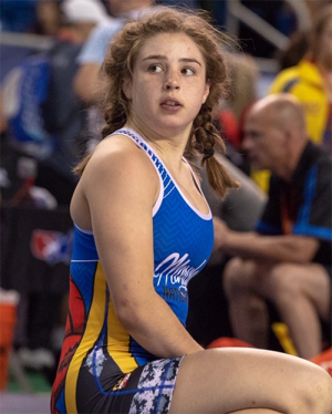 Knappenberger Places 7th In Women's Freestyle National Championships