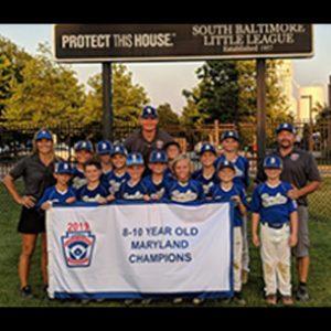 Berlin Little League Team Wins State Championship