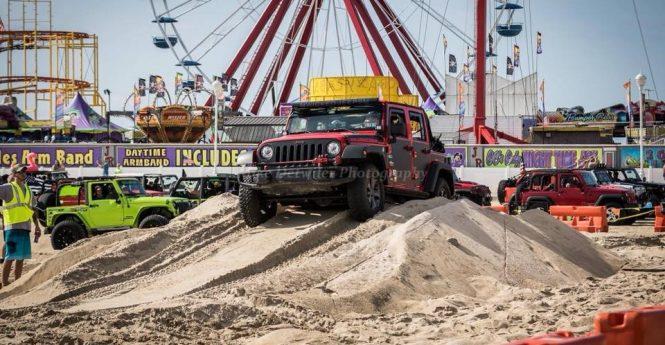 Ocean City Jeep Week Kicks Off Thursday