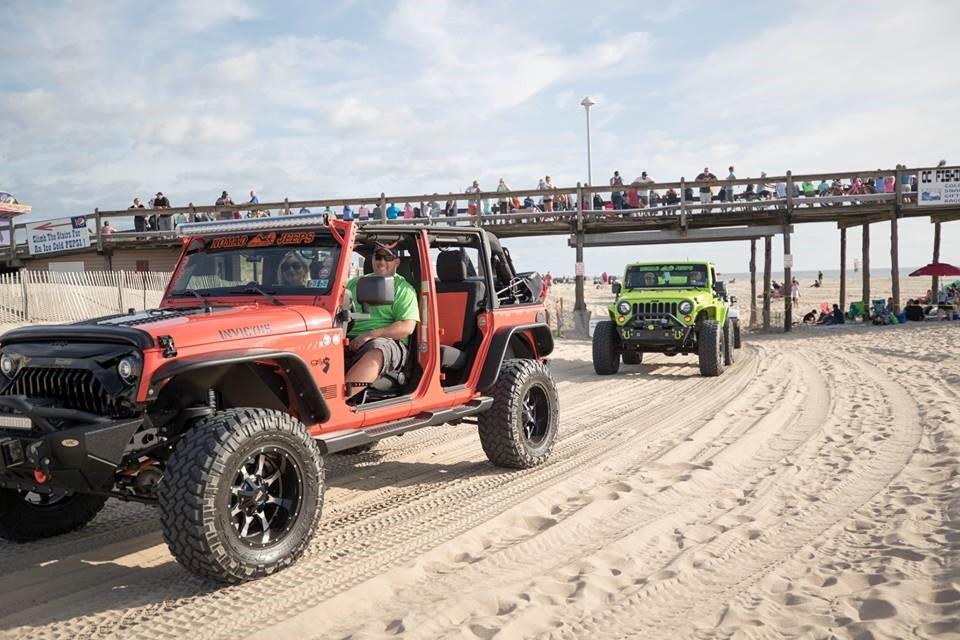 Ocean City Jeep Week >> 08 21 2019 Ocean City Jeep Week Kicks Off Thursday News