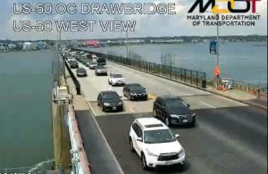 Route 50 Bridge Now Functioning Fine After Morning Closure