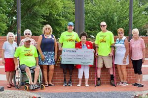 Star Charities Donates To Achilles Of Maryland