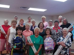 Delmarva Chorus Donates Backpacks For Worcester G.O.L.D.