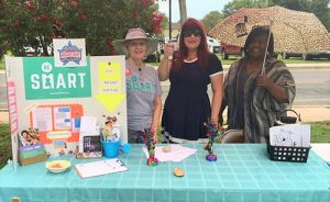 Moms Demand Action Attends National Night Out