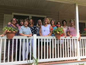 Ladies of Drawbridge Road Hold Fifth Annual Luncheon
