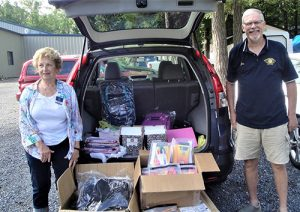 Kiwanis Donate To Worcester GOLD Program