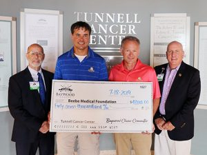 14th Annual Baywood Golf Classic Raises $47,000 For Tunnell Cancer Center