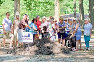 Construction Begins On New Pine'eer Craft Club Building