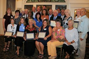 County Volunteers Recognized For Charitable Ways