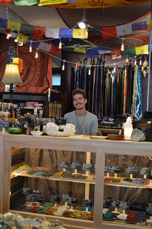 Dream Weaver Offers 'Healing' Products, Atmosphere