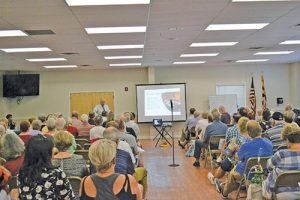Election Results Announced At Annual Meeting