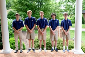 Five New Eagle Scouts Announced