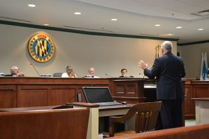 Frontier Town Expansion Request Tabled