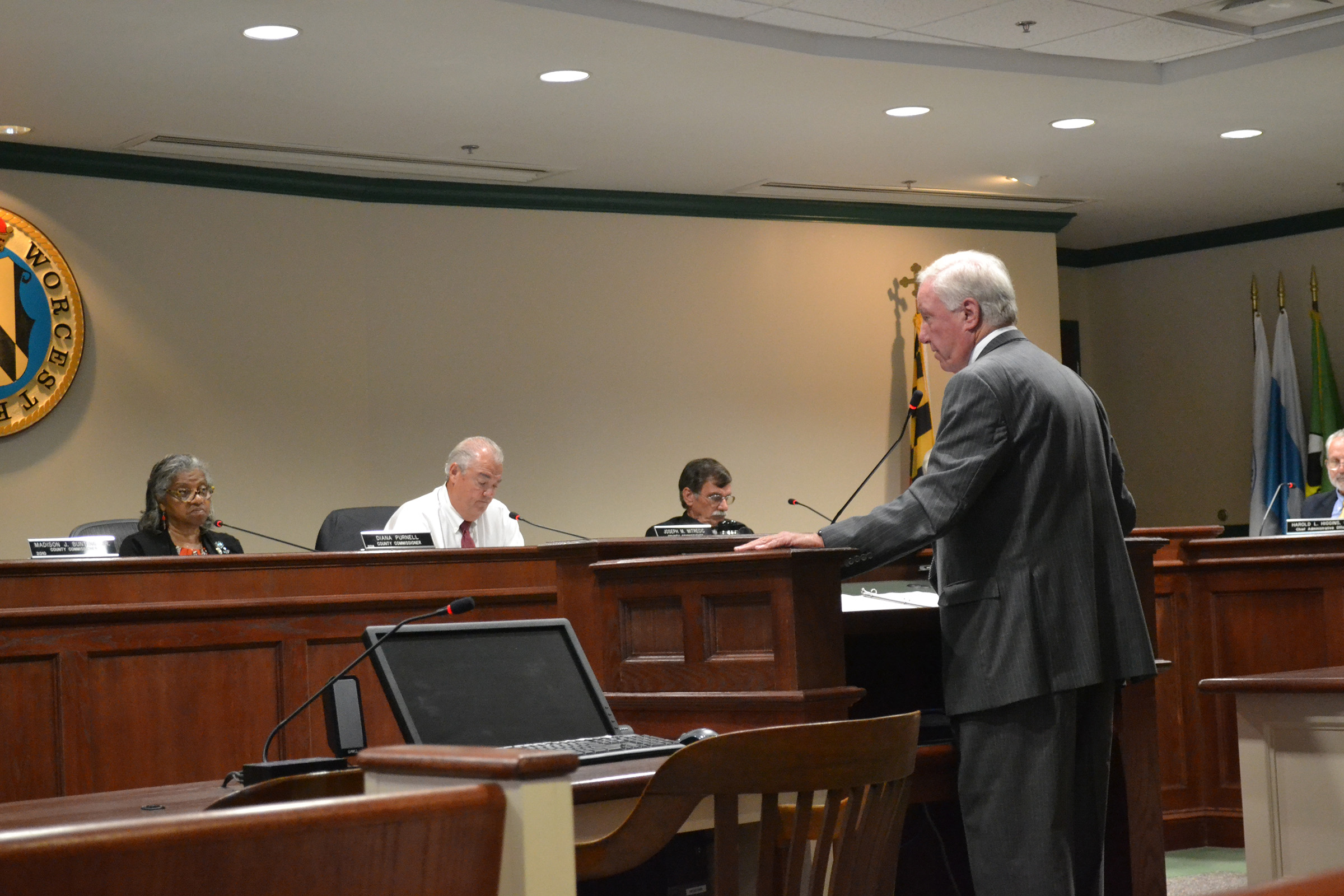 Commissioners Approve Room Tax Increase; Pocomoke Official Had Threatened To Block Hike