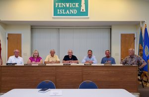 Newest Fenwick Island Council Members Sworn In