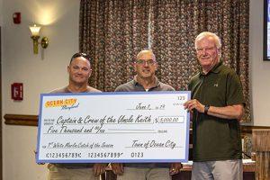 OC Awards First Marlin $5K Prize