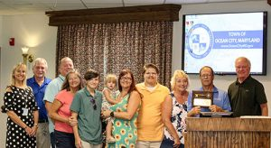 Ocean City Parks Employee Retires After 13 Years