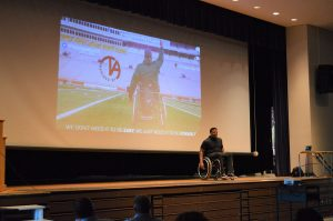 Inaugural Rise Up Huddle Event Held In Worcester