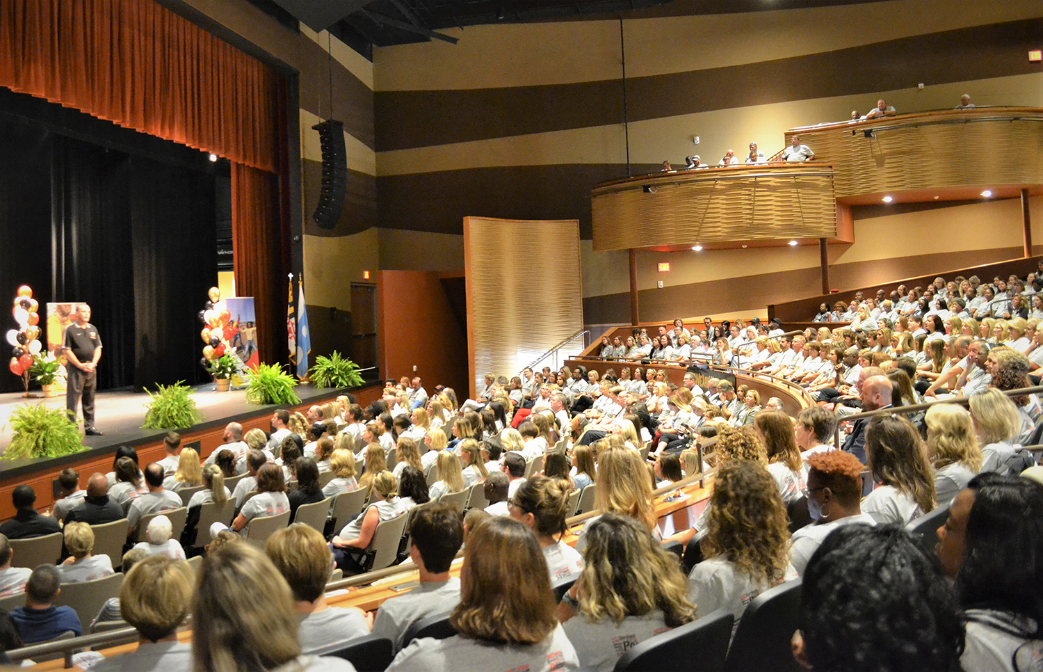 Worcester County Holds Festive Opening Kick-Off For School Year