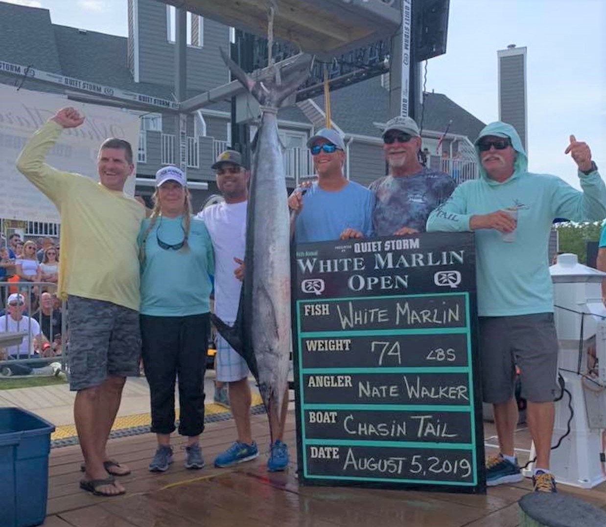 White Marlin Open Off To Fast Start With Hot Fishing, Active Boat Days