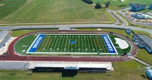 New Turf Field Complete At Decatur