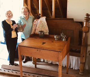 Rackliffe House's Colonial Fair To Be Held Sunday, October 13