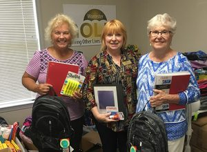 Republican Women Of Worcester County Donate To Worcester County G.O.L.D.
