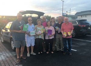 Rotary Club  Donates Supplies  To Worcester Students